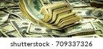 dolar  | Shutterstock . vector #709337326