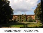 sanatorium in berlin  germany | Shutterstock . vector #709354696