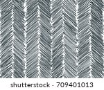 monochrome pencil scribble... | Shutterstock . vector #709401013