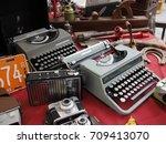ferrara  italy   september 2 ... | Shutterstock . vector #709413070