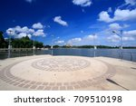 wat sang arun in thailand | Shutterstock . vector #709510198