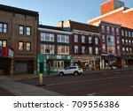 geneva   new york  usa. august... | Shutterstock . vector #709556386
