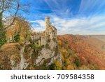 Schloss Lichtenstein Castle In...