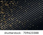 abstract background with flying ...   Shutterstock .eps vector #709623388