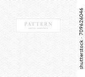 simple chevron seamless pattern.... | Shutterstock .eps vector #709626046