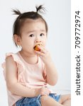 asian child theme  shot in... | Shutterstock . vector #709772974