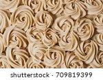 Cake Swirl Patterns Top View