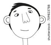 character vector illustration... | Shutterstock .eps vector #709823788