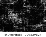 grunge background of black and... | Shutterstock . vector #709829824