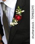 buttonhole groom | Shutterstock . vector #70983295