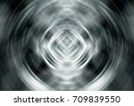 abstract grey motion... | Shutterstock . vector #709839550