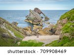 Bow Fiddle Rock  Natural Sea...