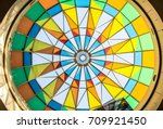 Colored Geometric Dome  Mixed...