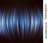 spherical abstract blue... | Shutterstock .eps vector #709928593