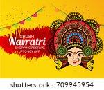 vector illustration of a banner ...   Shutterstock .eps vector #709945954