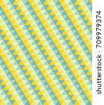 seamless retro pattern | Shutterstock .eps vector #709979374