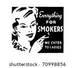 Everything For Smokers   Retro...