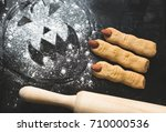 Halloween Witch Fingers Cookie...