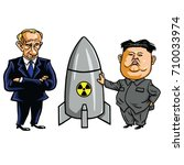 kim jong un and nuclear weapon...