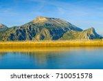 ardales  guadalteba  m laga ... | Shutterstock . vector #710051578