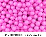 ball pool. 3d illustration.   Shutterstock . vector #710061868