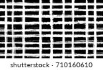 seamless striped checked... | Shutterstock .eps vector #710160610