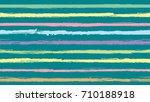 seamless striped pattern.... | Shutterstock .eps vector #710188918