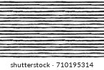seamless striped pattern.... | Shutterstock .eps vector #710195314