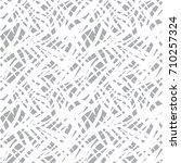 vector pattern. geometric... | Shutterstock .eps vector #710257324