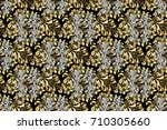 raster abstract background with ... | Shutterstock . vector #710305660