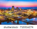 shreveport  louisiana  usa...   Shutterstock . vector #710316274