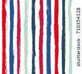 seamless summer color stripe...   Shutterstock .eps vector #710354128