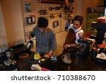 tenggarong  indonesia   may...   Shutterstock . vector #710388670