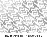 abstract background with lines... | Shutterstock .eps vector #710399656
