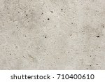 light grey concrete texture | Shutterstock . vector #710400610