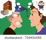 knowledge or understanding....   Shutterstock .eps vector #710431450