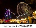 stuttgart  germany  09 october... | Shutterstock . vector #710441758