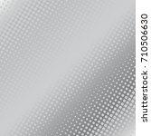 grunge halftone vector...   Shutterstock .eps vector #710506630