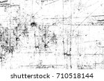 black and white background from ... | Shutterstock . vector #710518144