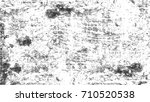 vintage black and white... | Shutterstock . vector #710520538