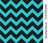 chevron pattern geometric motif ... | Shutterstock .eps vector #710705200