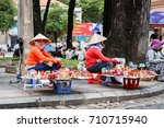 ho chi minh city  vietnam   aug ... | Shutterstock . vector #710715940