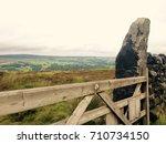 The Landscape Of Ilkley Moor