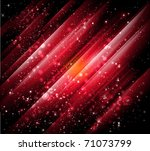 abstract red backgrounds - JPG version - stock photo