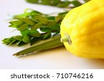 jewish festival of sukkot.... | Shutterstock . vector #710746216