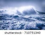 Impressive Storm On Pacific...
