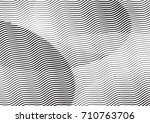abstract background with lines... | Shutterstock .eps vector #710763706
