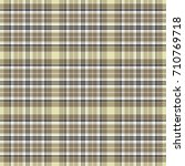 seamless tartan plaid pattern.... | Shutterstock .eps vector #710769718