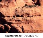 Canyon de Chelly - stock photo