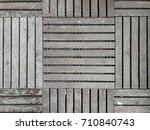 fiber cement floor pattern  it...   Shutterstock . vector #710840743